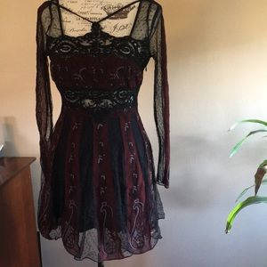 Gorgeous dress by Free People